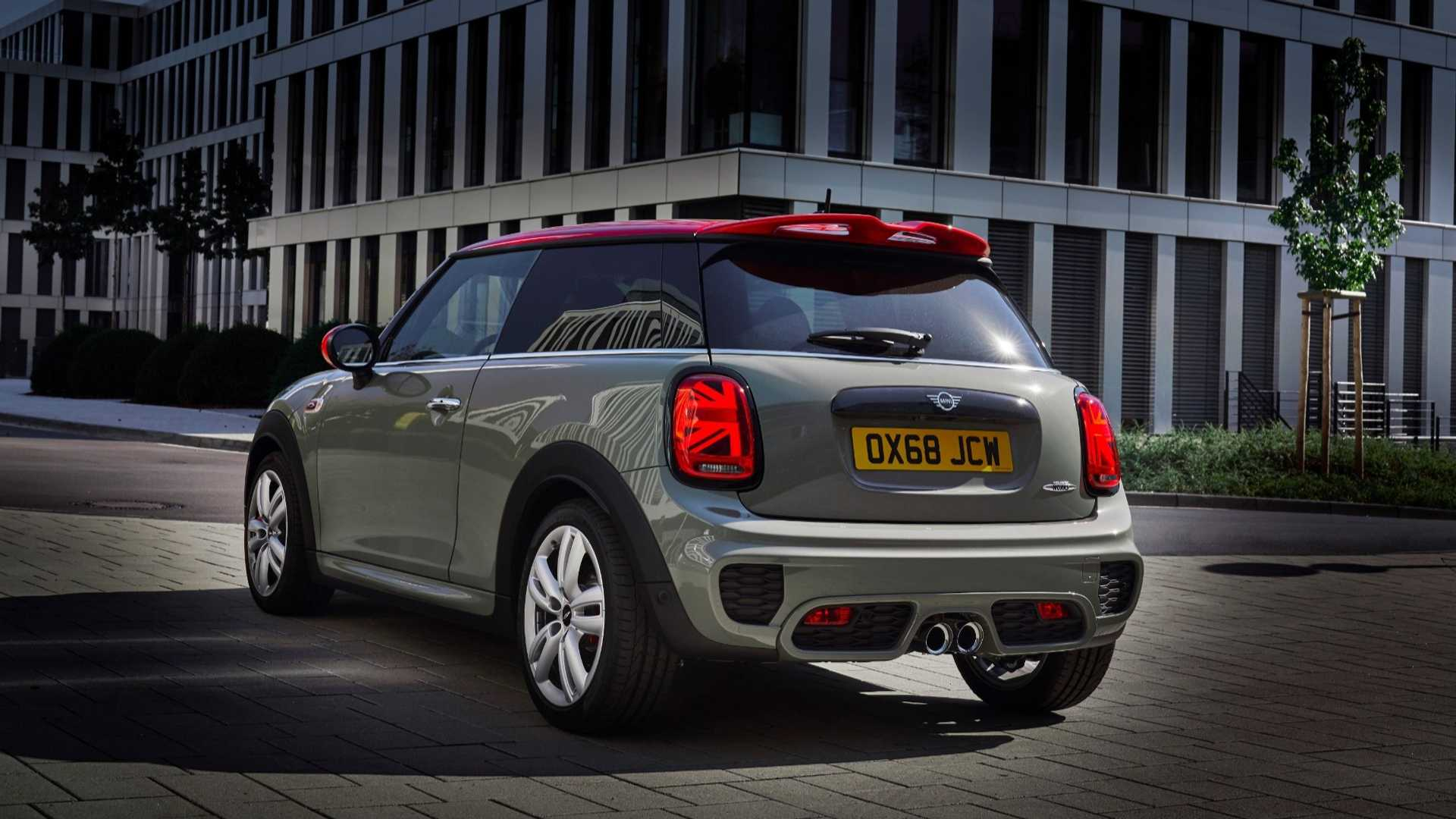 47 A 2019 Mini Jcw Specs Redesign And Concept