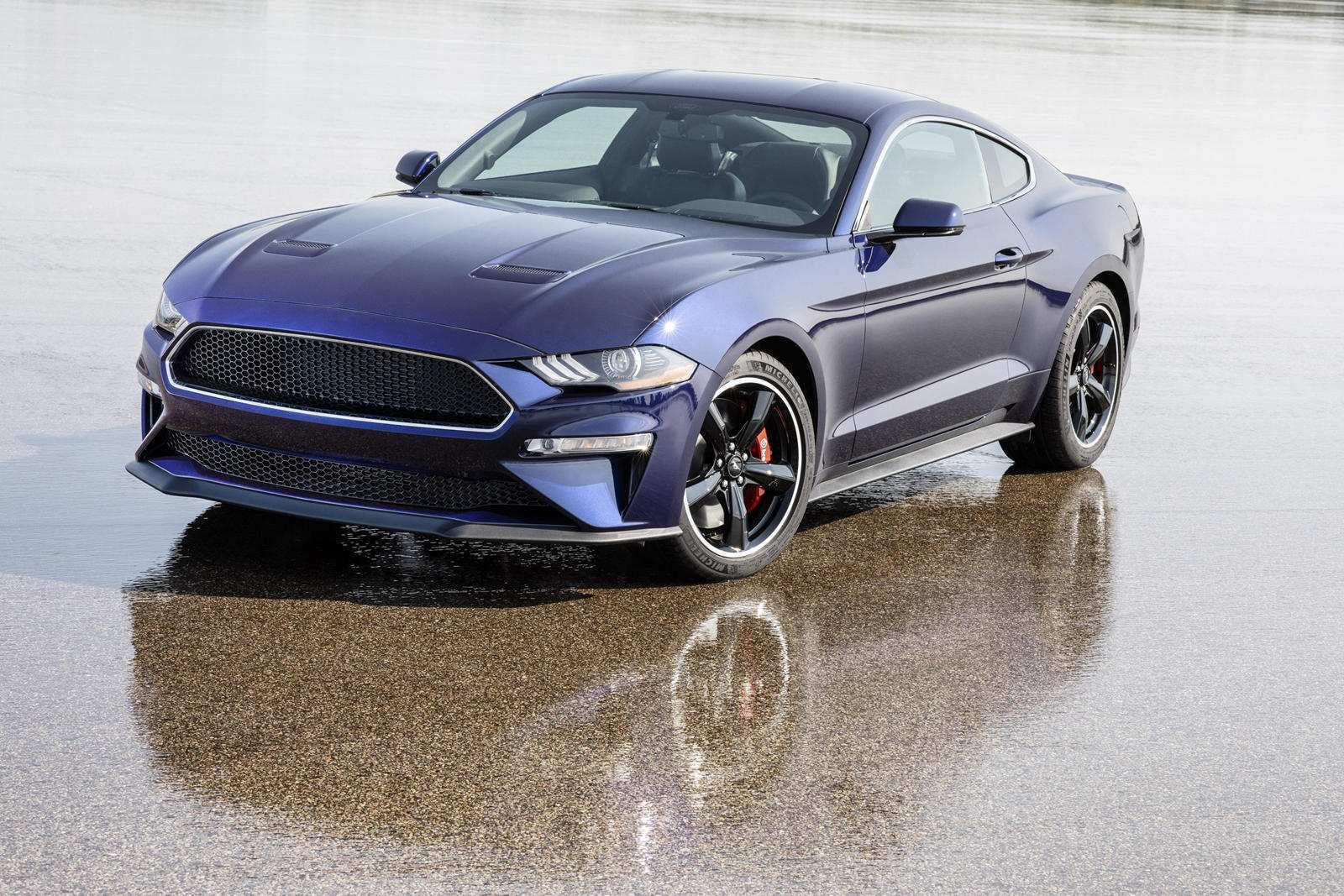 47 A 2020 Ford Mustang Gt Wallpaper