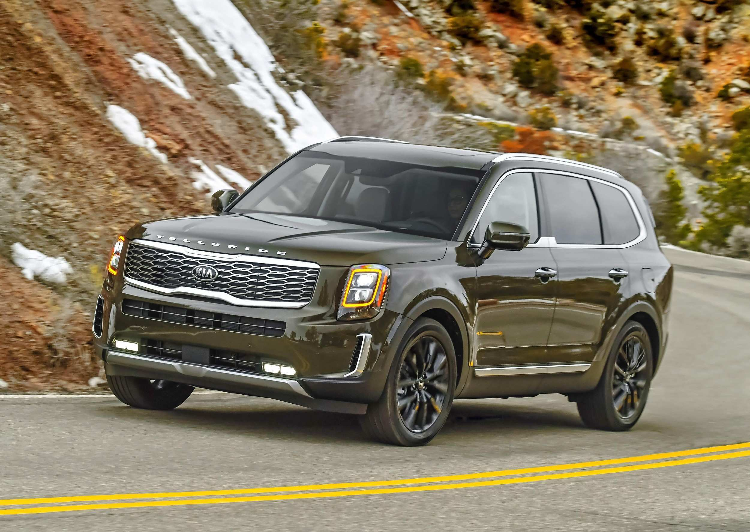 47 A 2020 Kia Telluride Youtube Spesification