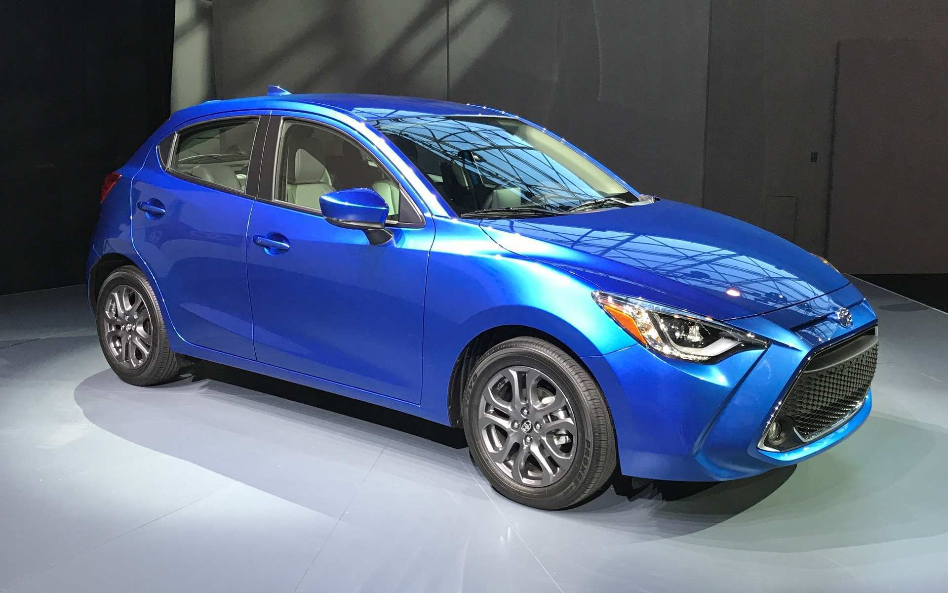 47 A 2020 Toyota Yaris Hatchback Performance And New Engine