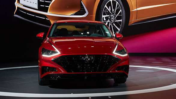 47 A Hyundai Sonata 2020 Price In India New Model And Performance
