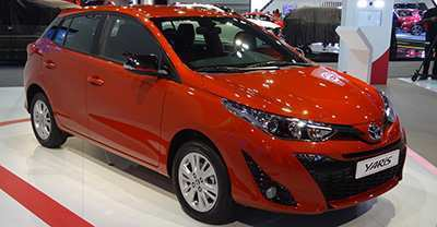 47 A Toyota Yaris 2020 Price Performance