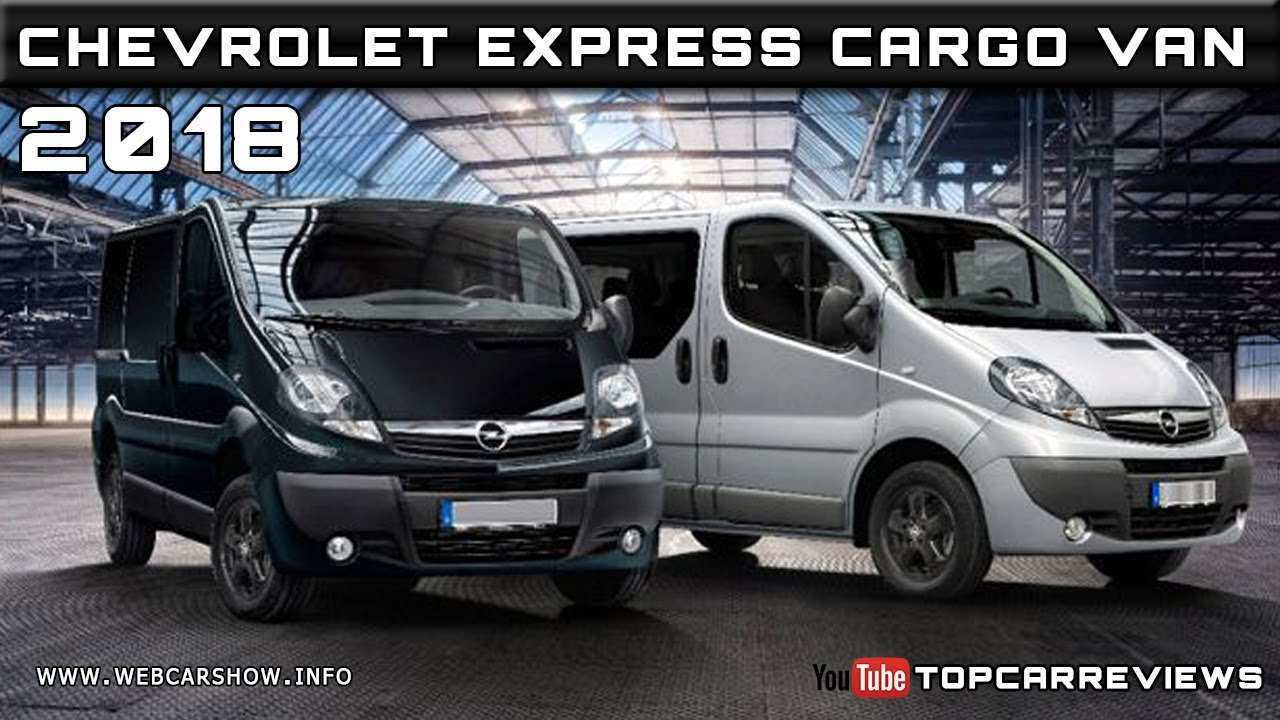 47 All New Chevrolet Express 2020 Performance And New Engine