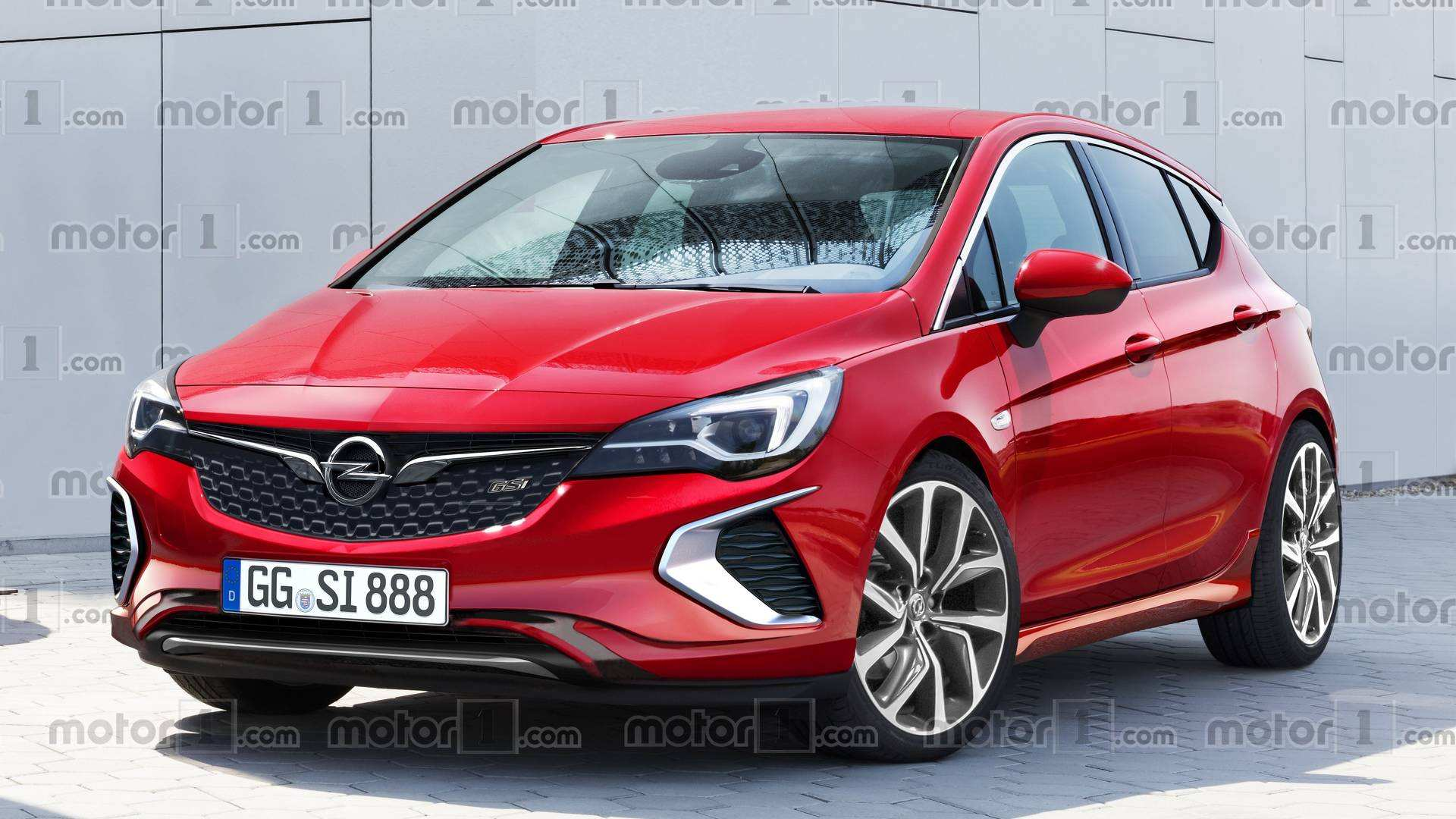 47 All New Opel Astra Opc 2020 Wallpaper