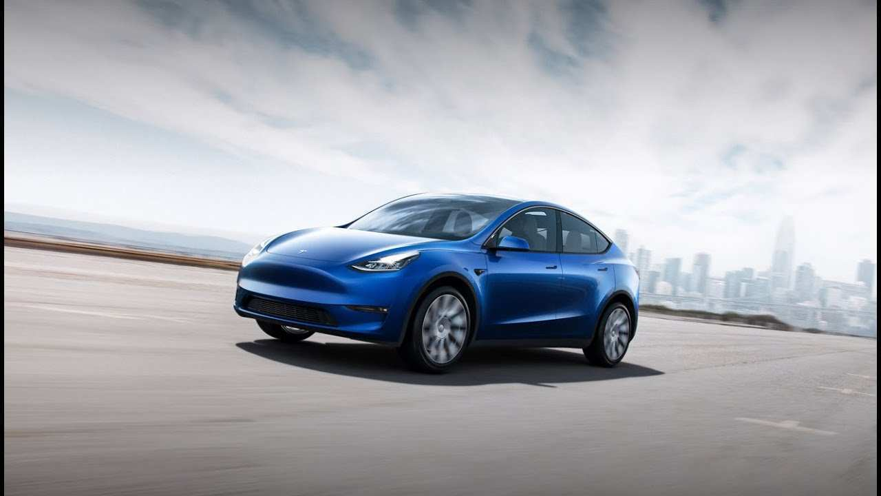 47 All New Tesla 2020 Youtube First Drive