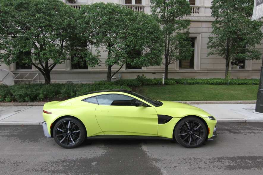 47 Best 2019 Aston Martin Vantage Review New Review