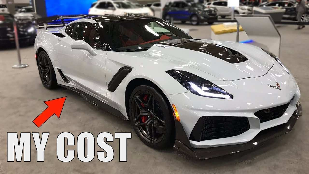 47 Best 2019 Chevrolet Corvette Zr1 Price Concept And Review