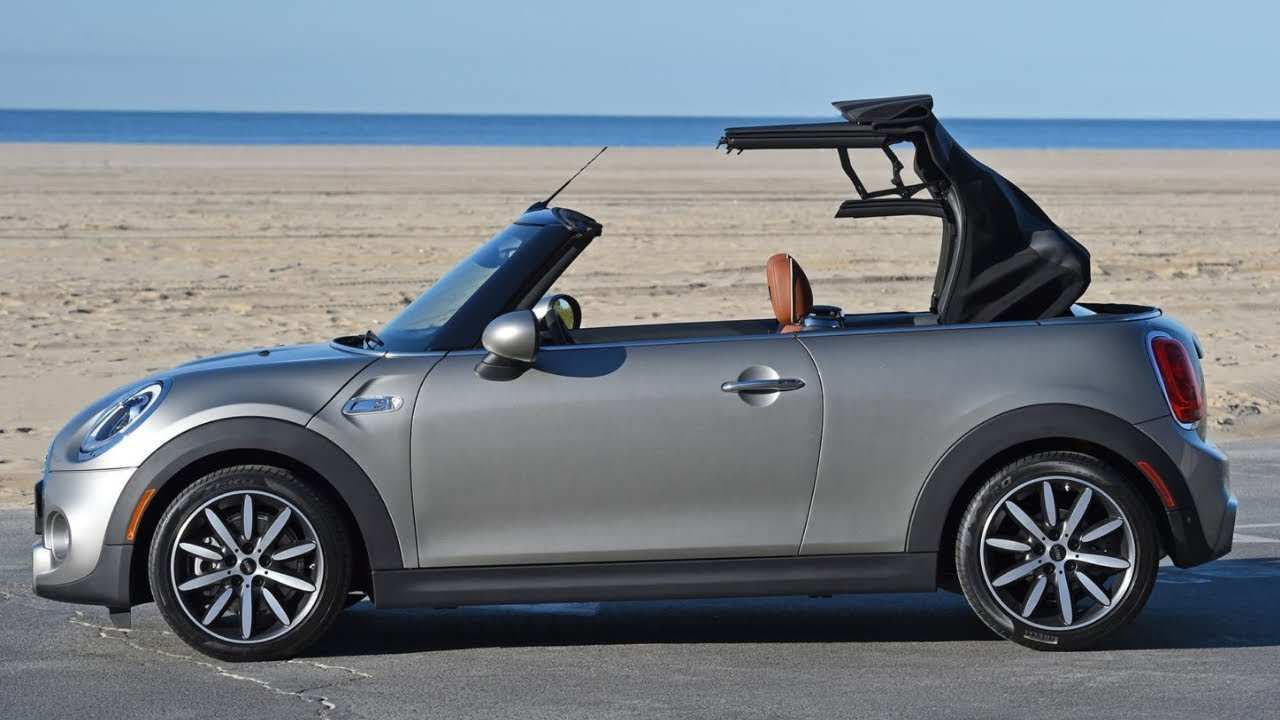 47 Best 2019 Mini Convertible Review Exterior And Interior