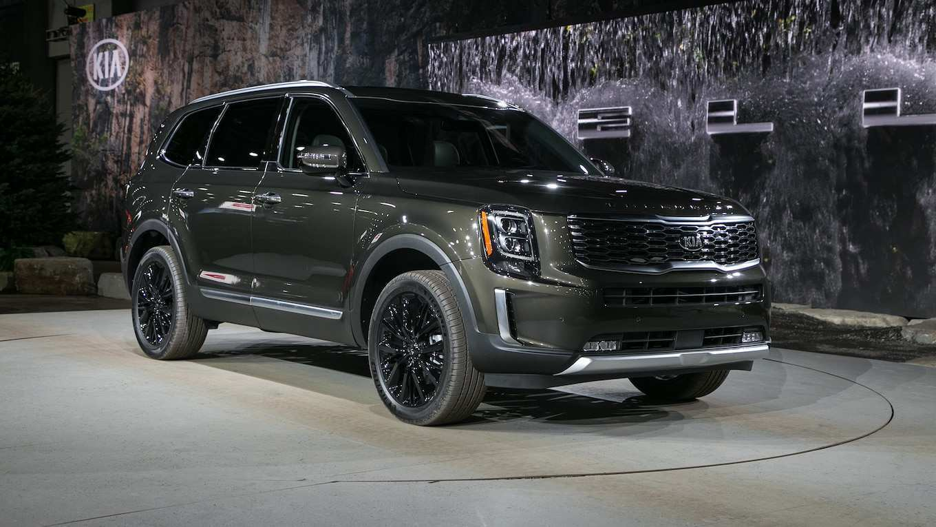 47 Best Kia Telluride 2020 Mpg Photos