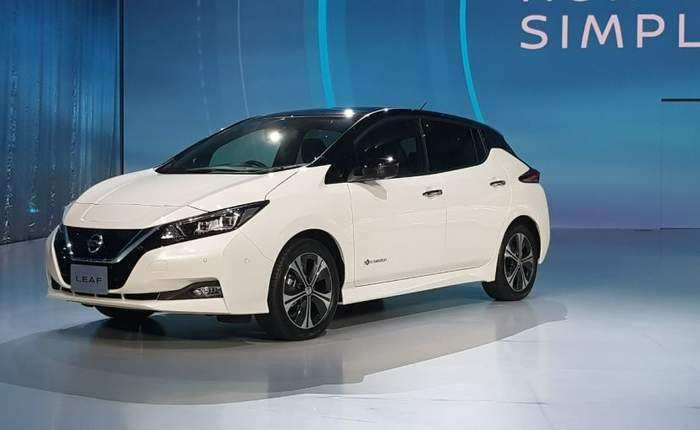 47 New 2019 Nissan Electric Car Model