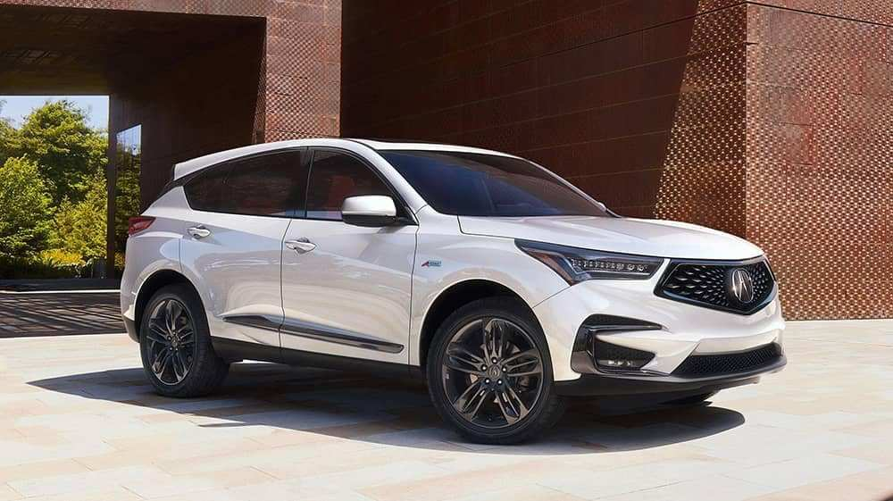 47 New 2020 Acura Rdx Sport Hybrid Concept And Review