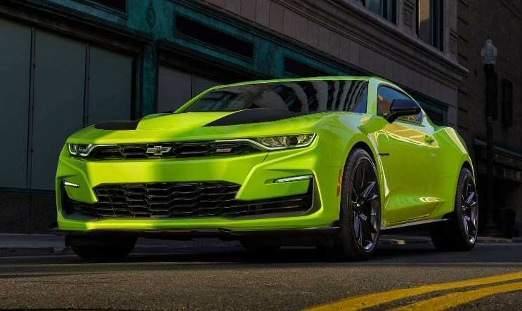 47 New 2020 Chevrolet Camaro Zl1 Rumors