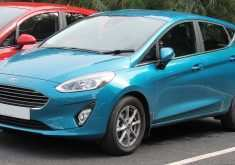 Ford Ka 2019 Facelift