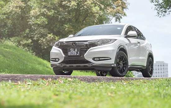 47 New Honda Vezel Hybrid 2020 Review
