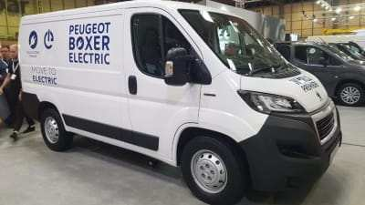 47 New Peugeot Boxer 2020 First Drive