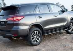 Toyota New Fortuner 2020