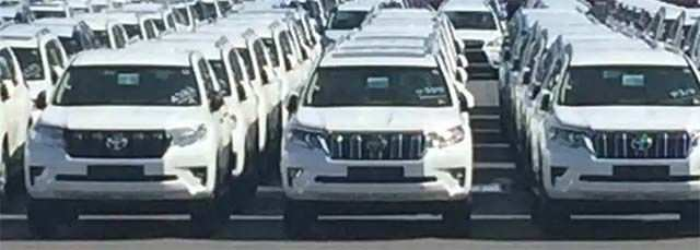 47 New Toyota Prado 2020 Spy Shots Prices