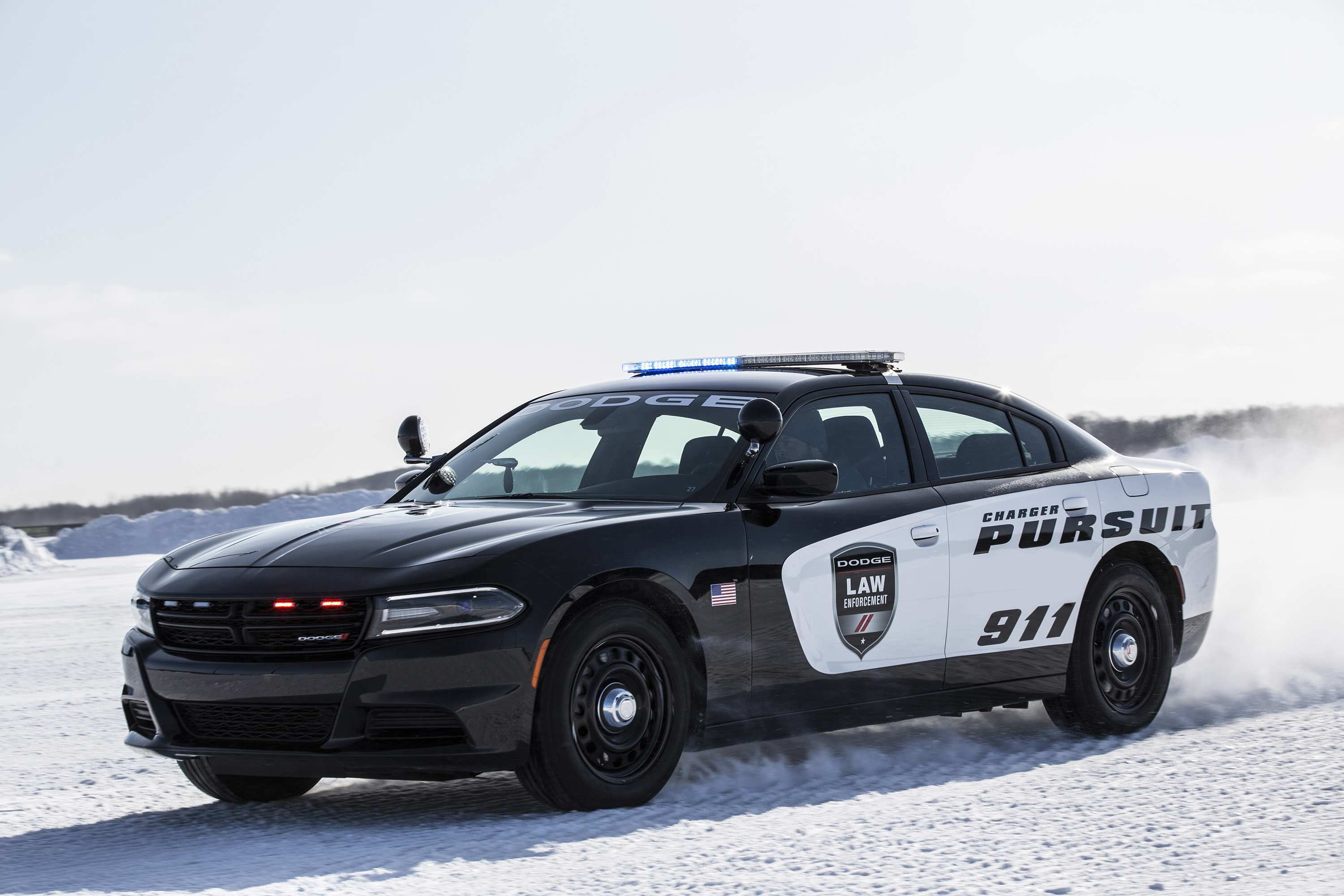 47 The 2020 Dodge Charger Police New Review