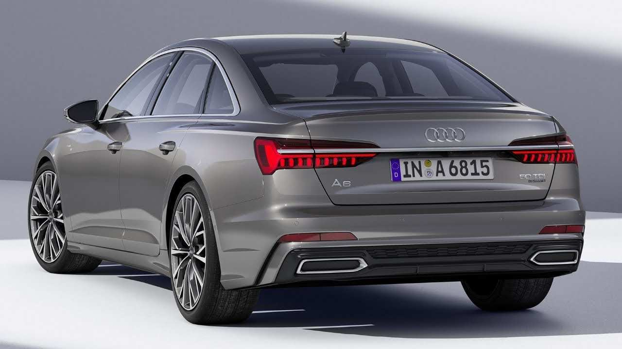 47 The Audi A6 2020 Research New