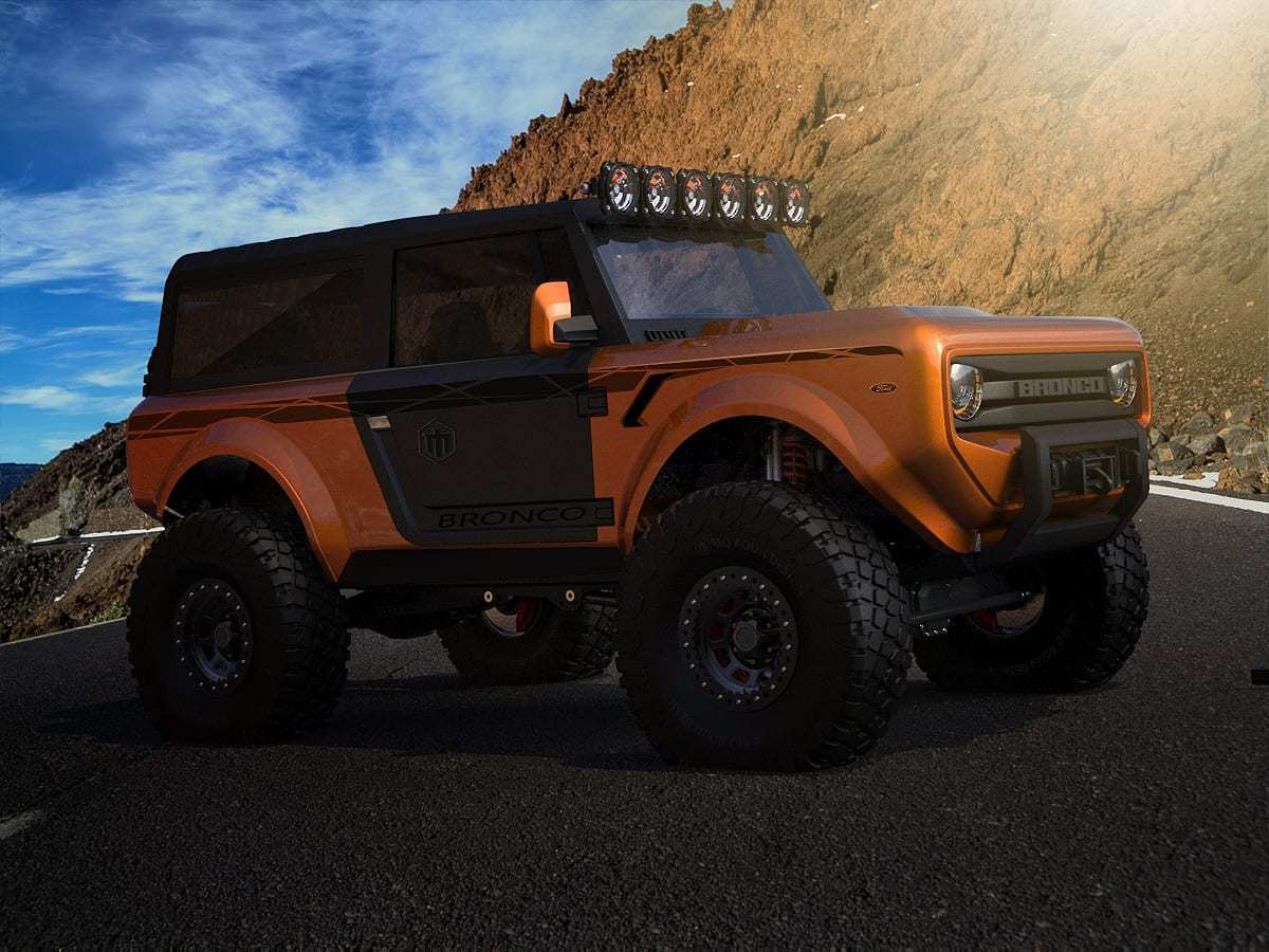 47 The Best 2020 Ford Bronco Design Pricing