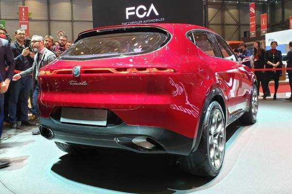 47 The Best Alfa Suv 2020 Picture