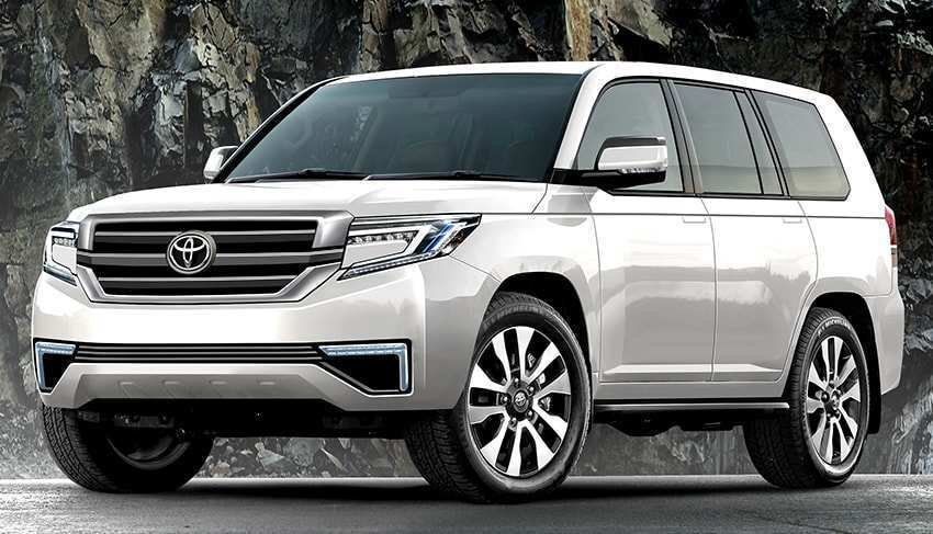 47 The Best Toyota New Land Cruiser 2020 New Concept
