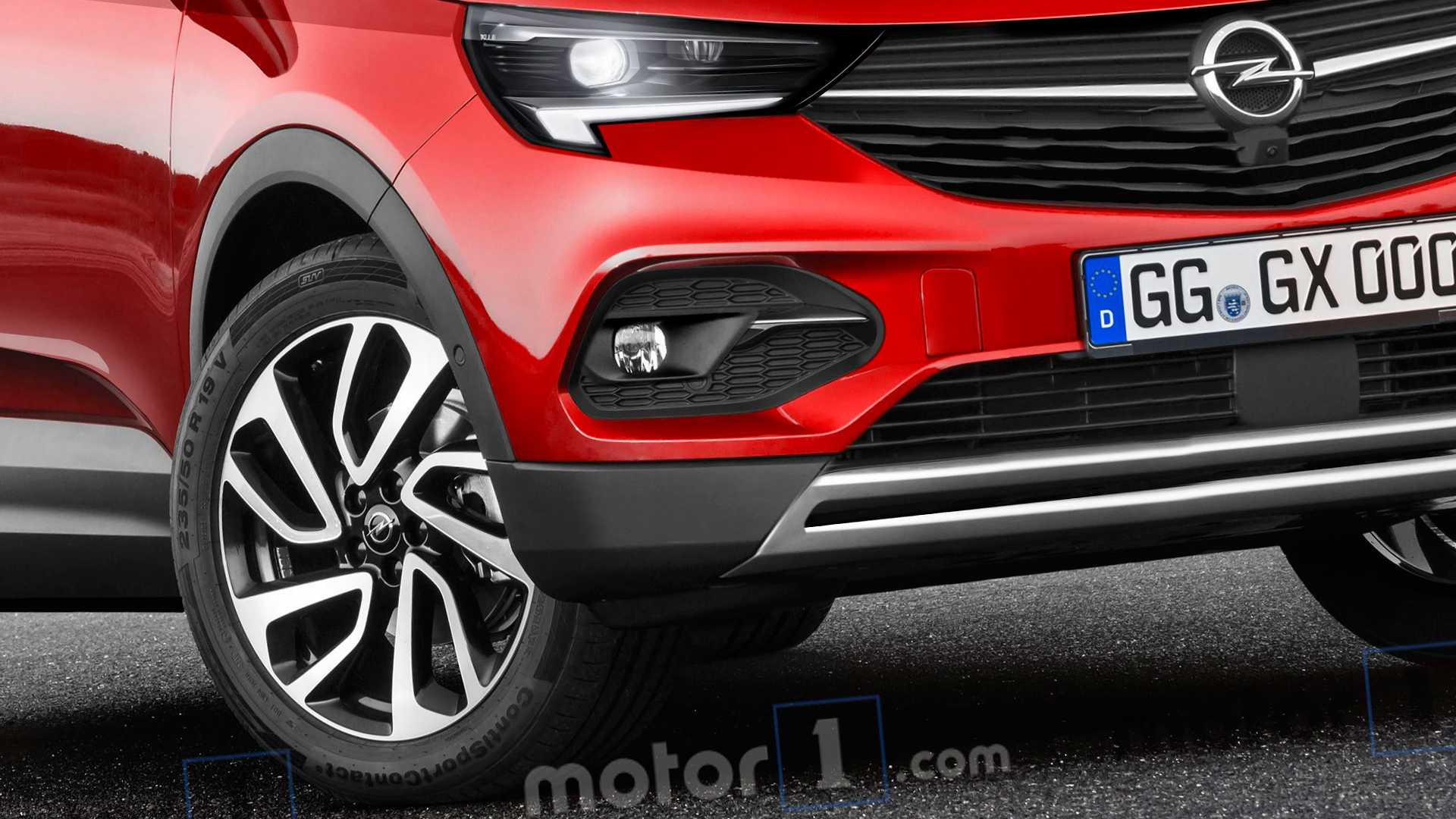 47 The New Opel Mokka X 2020 Rumors