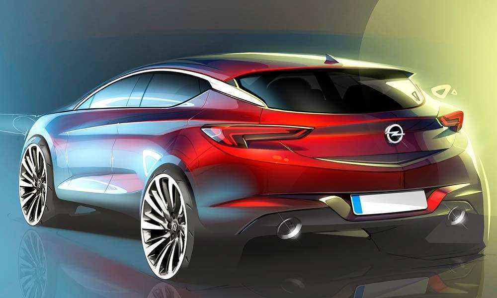 47 The Opel Astra Opc 2020 Redesign
