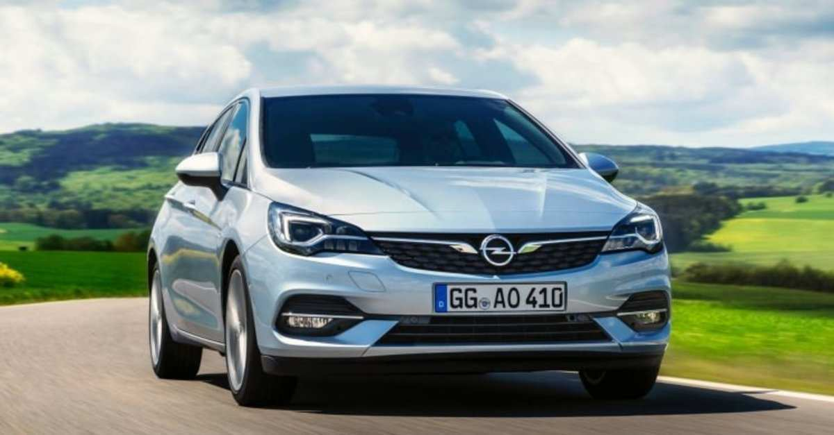 47 The Opel Astra Sportstourer 2020 Picture