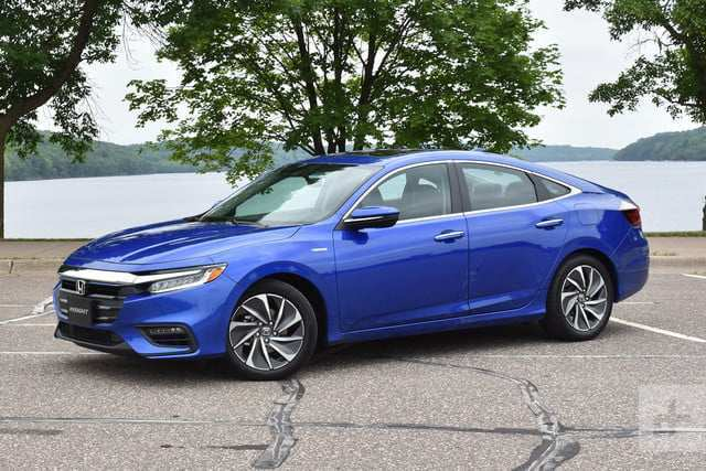 48 A 2019 Honda Insight Review Style