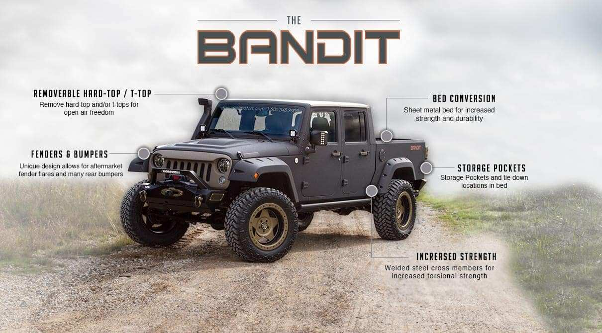 48 A 2019 Jeep Bandit Price Release