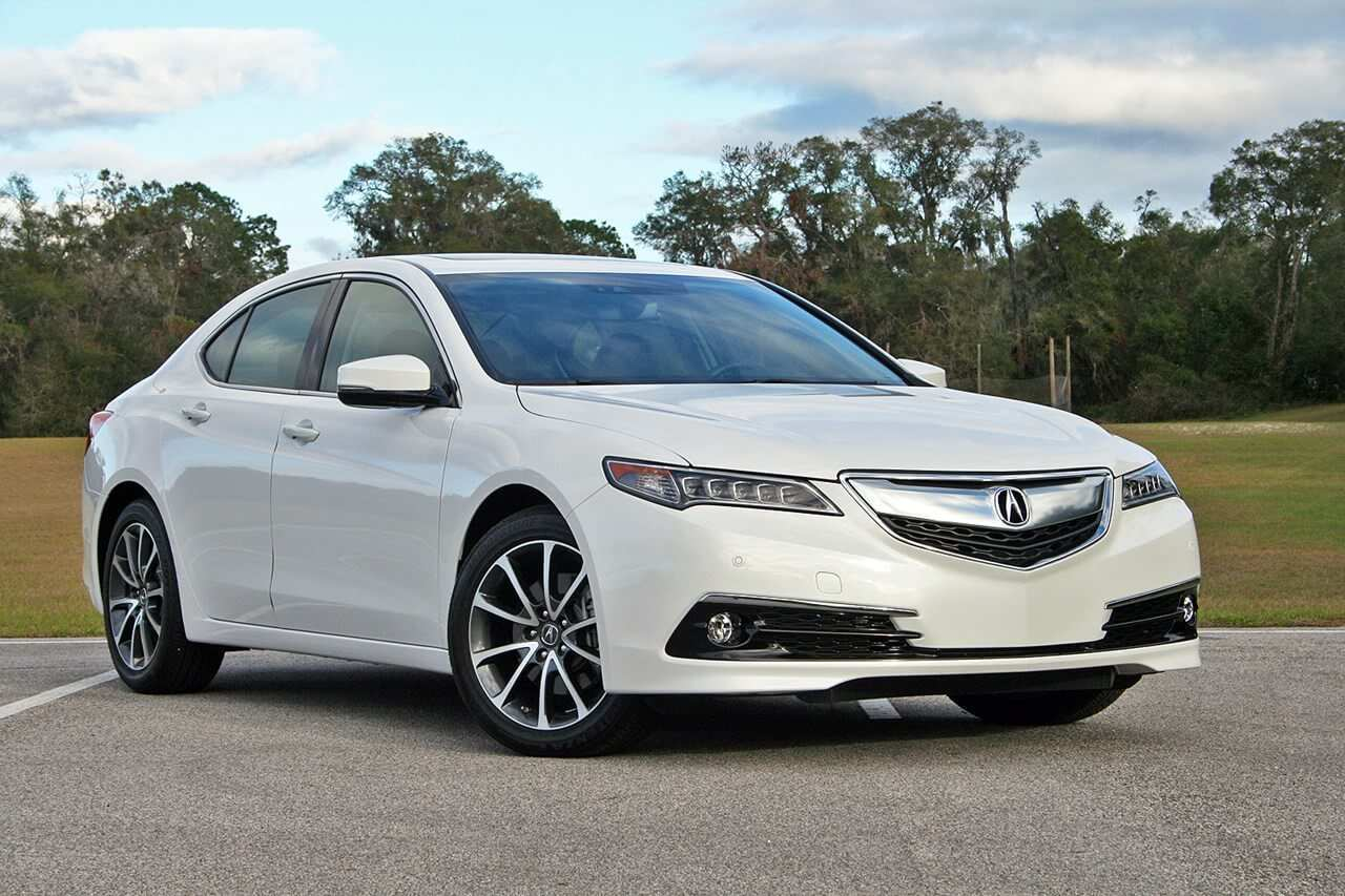 48 A 2020 Acura Tlx Release Date Review And Release Date