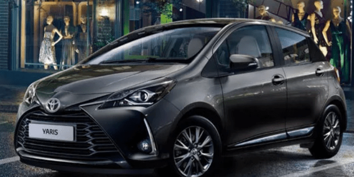 48 A Toyota Yaris 2020 Price Spy Shoot