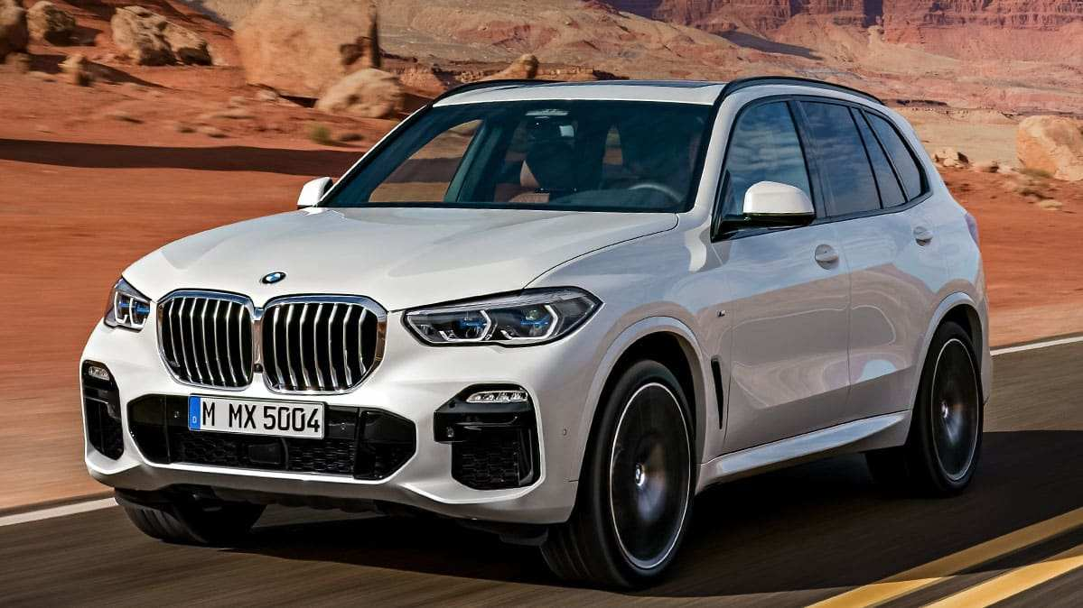 48 All New 2019 Bmw Suv Release Date And Concept