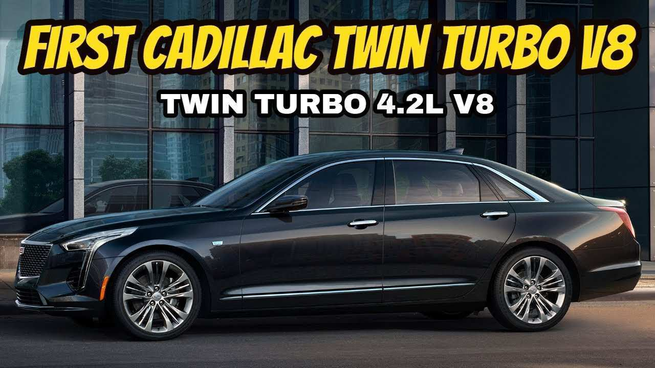 48 All New 2019 Cadillac Twin Turbo V8 Release Date