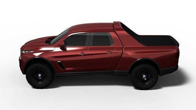 48 All New 2020 Bmw Pickup Truck Pictures