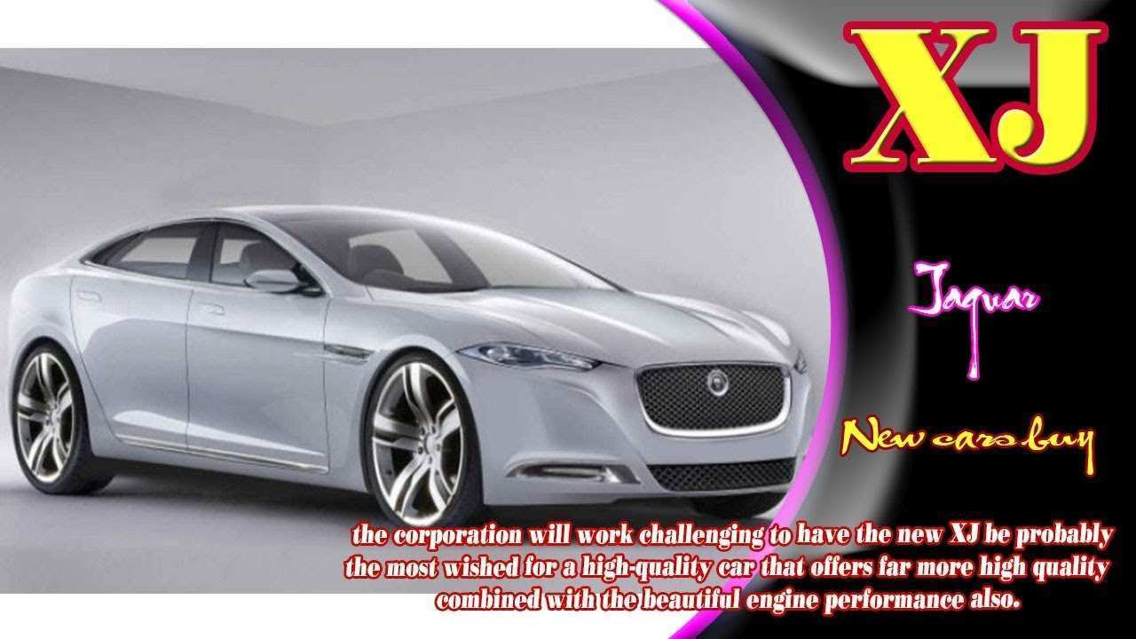 48 All New 2020 Jaguar Xj Redesign Concept