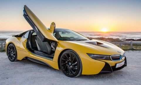 48 All New Bmw I8 2020 Release Date And Concept