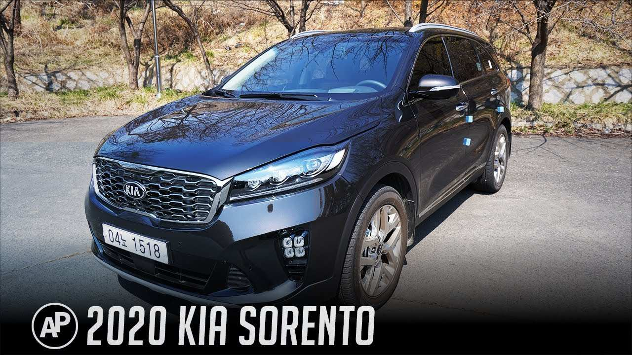 48 All New Kia Sportage 2020 Youtube Engine