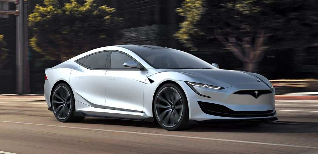 48 All New New 2020 Tesla Redesign And Review