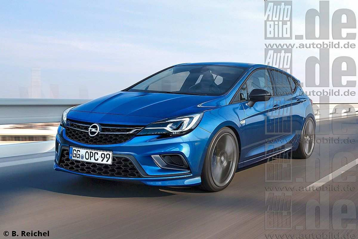 48 All New Opel Astra Opc 2020 Overview