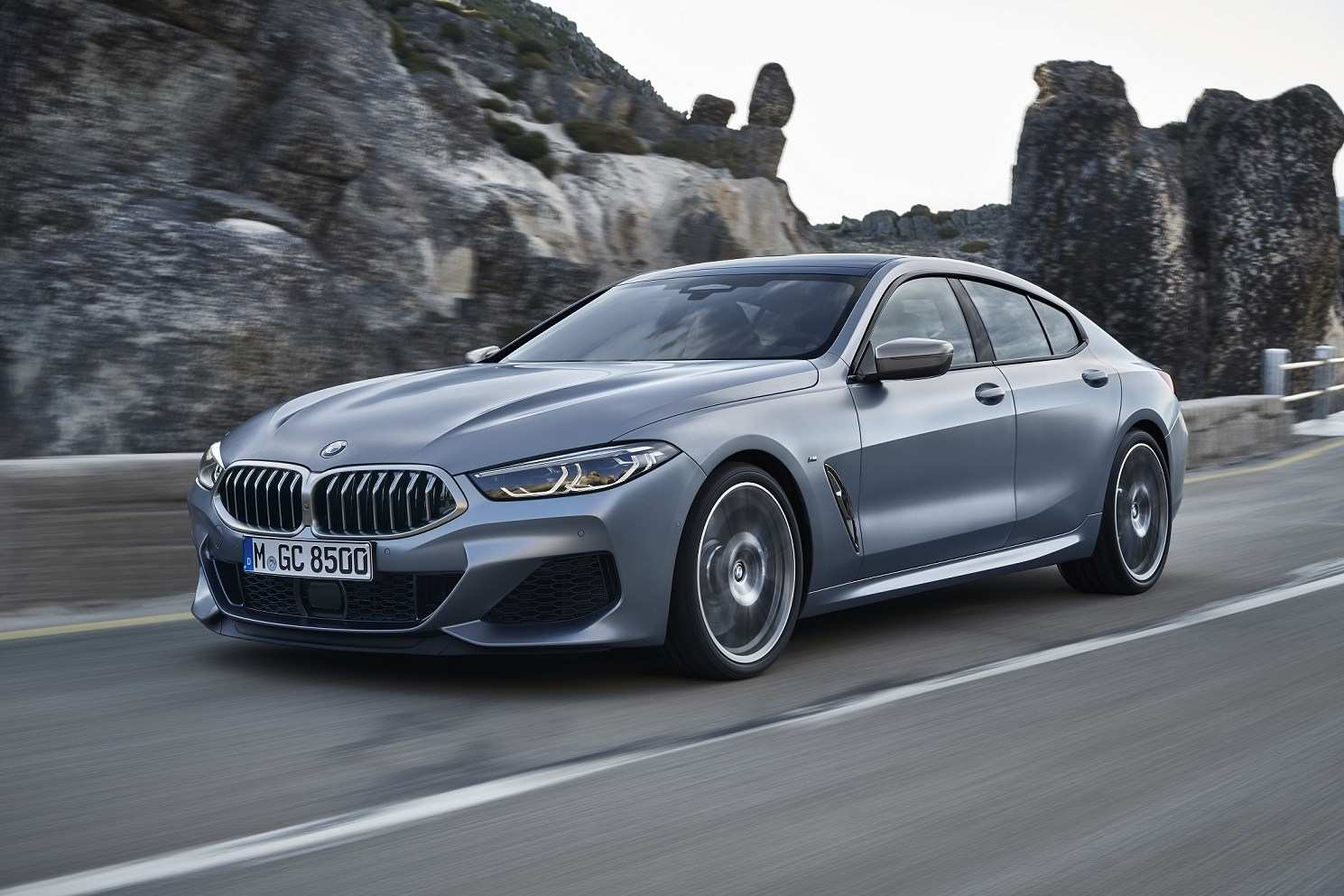 48 Best 2019 Bmw 8 Series Gran Coupe Specs
