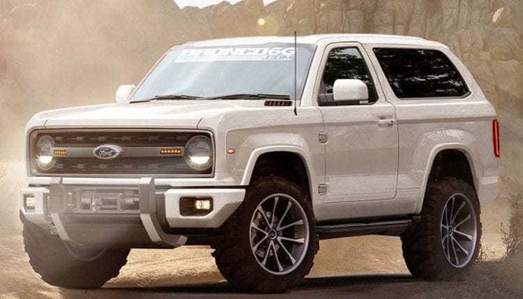 48 Best 2020 Ford Bronco Msrp Picture