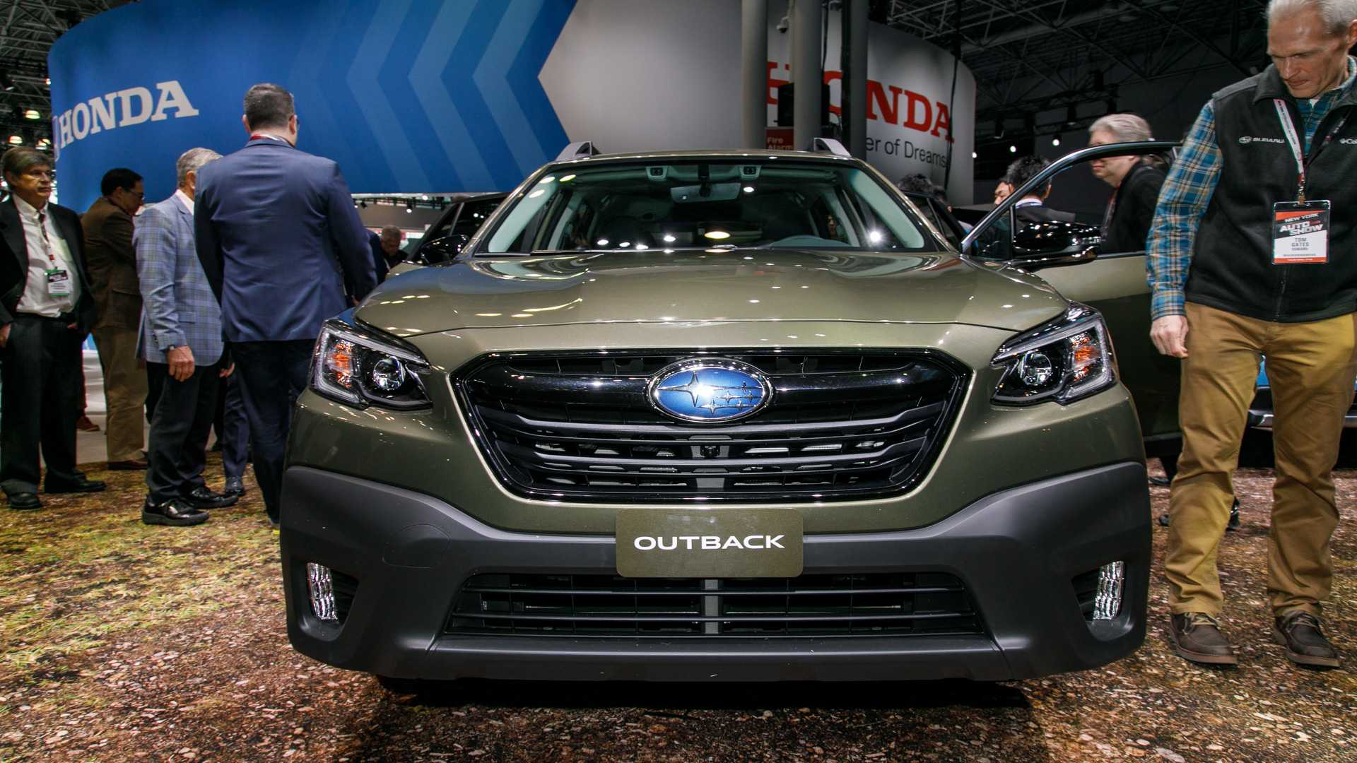 48 Best Subaru Outback 2020 New York Overview