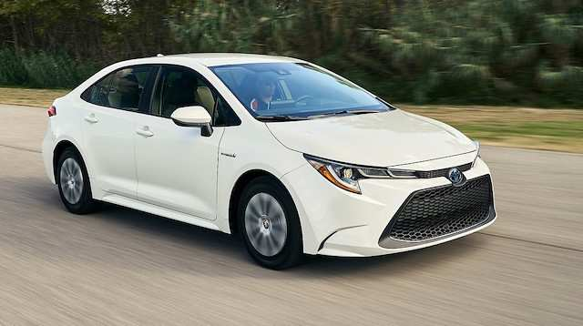 48 New 2019 New Toyota Corolla Price and Release date