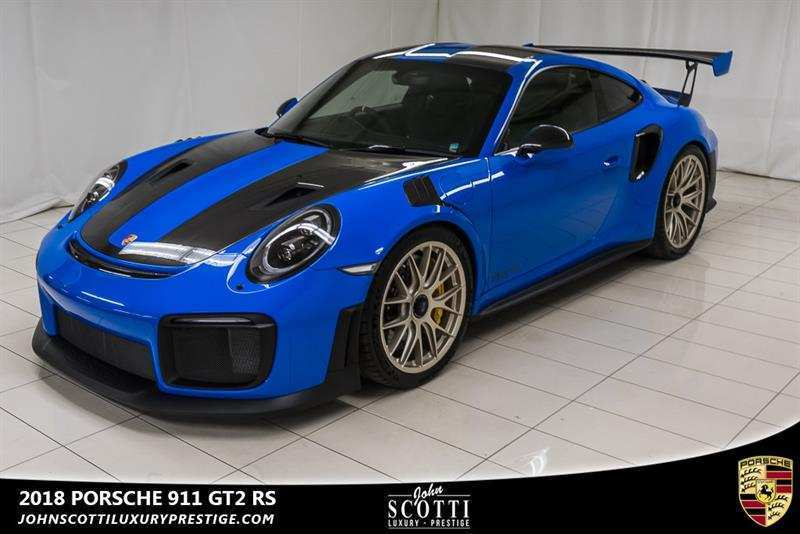 48 New 2019 Porsche Gt2 Rs For Sale Exterior And Interior