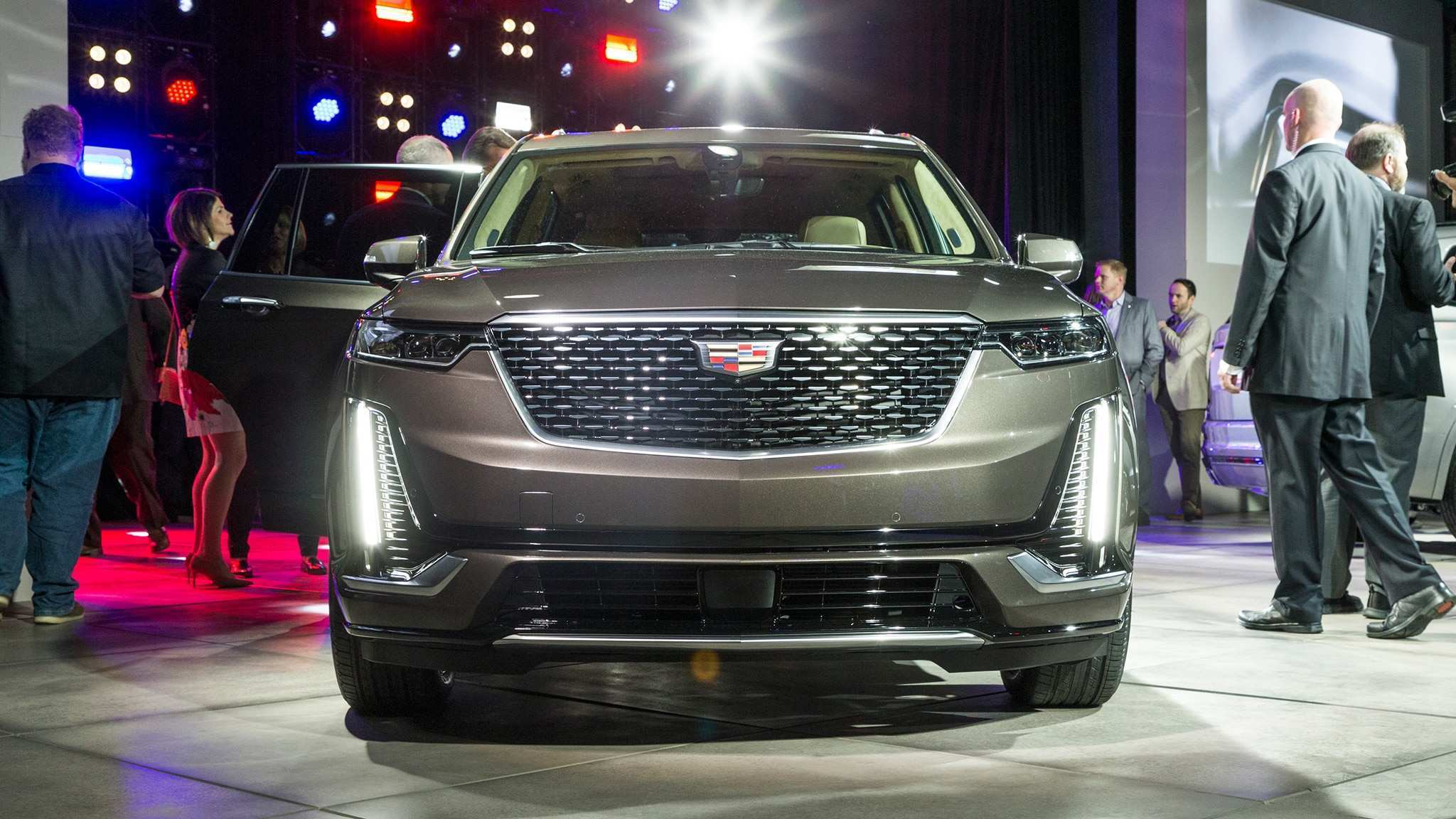 48 New 2020 Cadillac Escalade Reveal Exterior And Interior