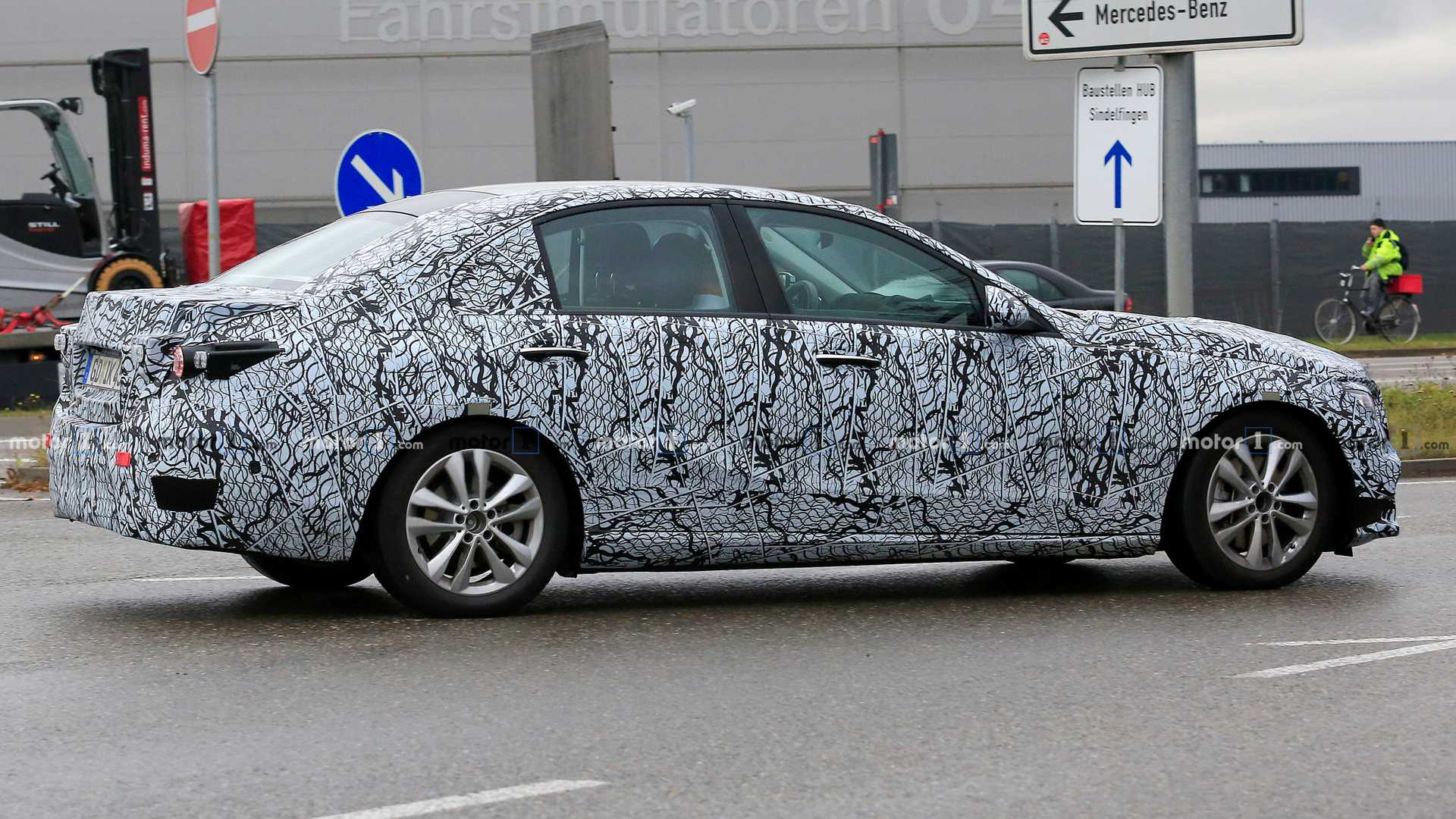 48 New 2020 Mercedes C Class Engine