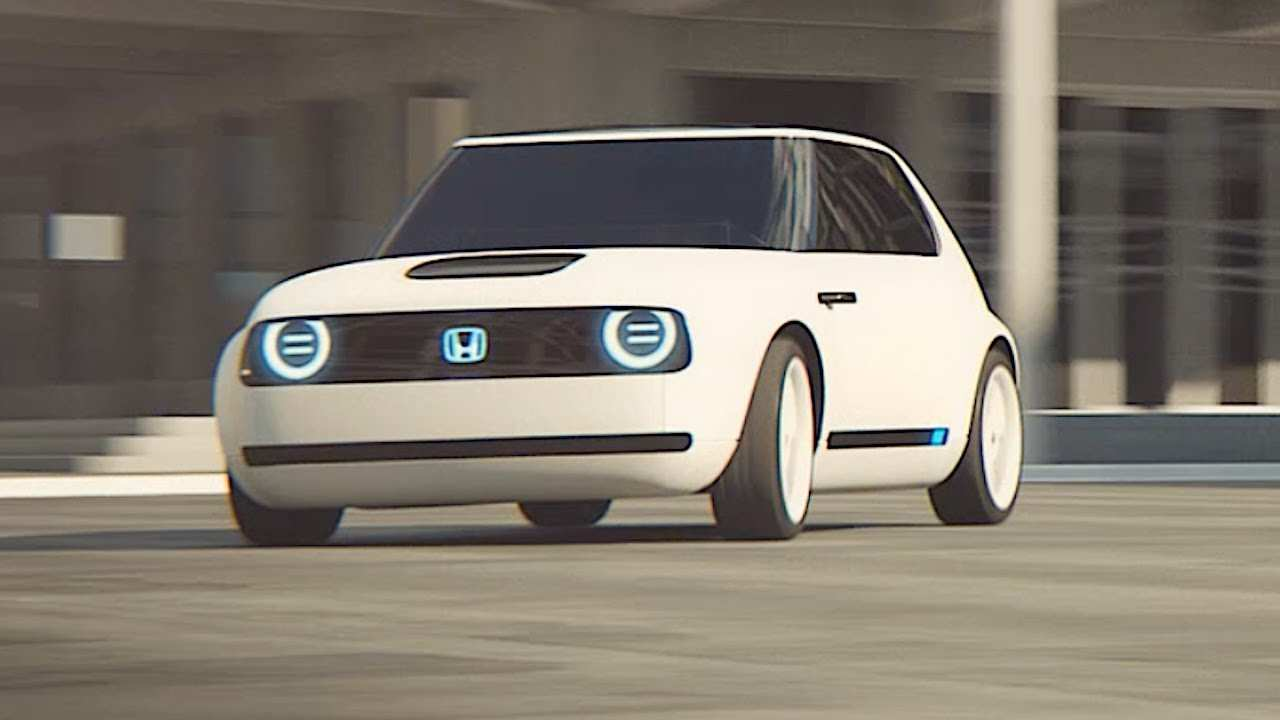 48 New Honda 2020 Electric Performance And New Engine