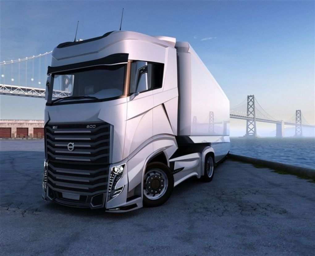 48 New Volvo Truck 2020 Redesign And Review
